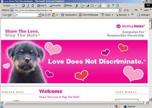 Lovedoesnotdiscriminatehomepage